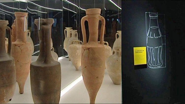"""""""Antiquité du design, Design de l'Antiquité"""", la nouvelle exposition du musée de Vix (Châtillon-sur-Seine) qui explore l'importance du design dès l'époque gallo-romaine  (France 3 / Culturebox)"""