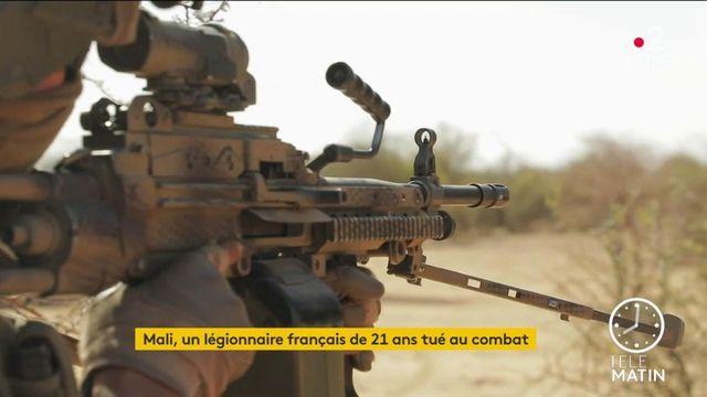 Un légionnaire français décède au Mali dans un affrontement avec des djihadistes