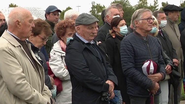 Explosion de l'usine AZF : hommage aux victimes à Toulouse, 20 ans après la catastrophe  (France 2)