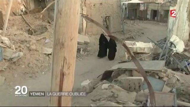 Yémen : la guerre oubliée