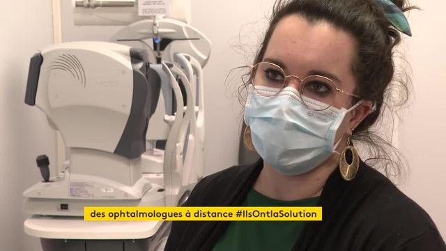 Comme en Haute-Vienne, des centres de télé-ophtalmologie ouvrent dans les déserts médicaux