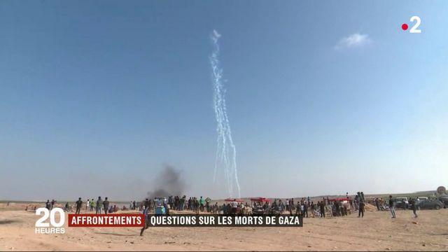 Gaza : interrogations à propos de méthodes de l'armée israélienne