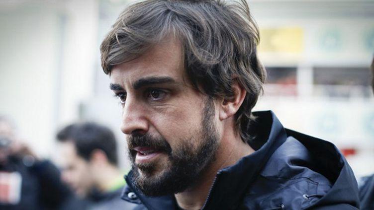 Fernando Alonso (FLORENT GOODEN / DPPI MEDIA)