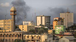 Libreville au Gabon le 31 août 2016 (MARCO LONGARI / AFP)