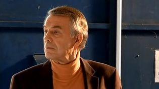 "Adamo lors du tournage de ""Lili David"" de Christophe Barraud  (Neutra Production)"