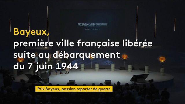 Prix Bayeux des correspondants de guerre : retour sur l'histoire d'une récompense qui met en avant les grands reporters