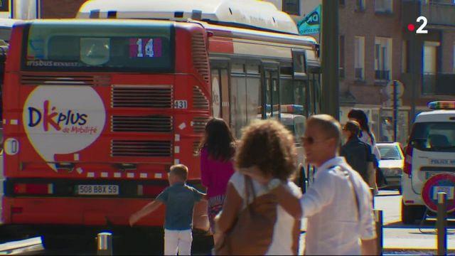 Dunkerque lance les transports en commun gratuits