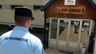 Un enfant de 8 ans est mort alors qu'il passait ses vacances dans cette coloniede vacances d'Ascou (Ariège), le 9 juillet 2014. (MAXPPP)