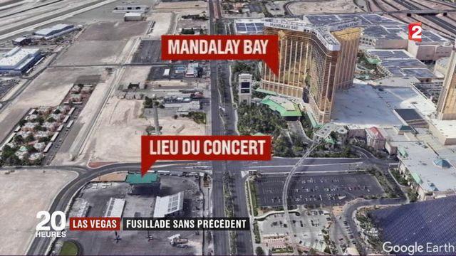 Le récit de la fusillade de Las Vegas