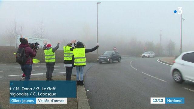 """""""Gilets jaunes"""" : une organisation fragile qui freine la mobilisation de samedi 24 novembre"""