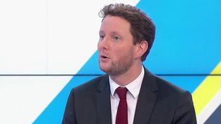 """Frontières : """"L'Europe ne s'est pas construite pour ériger des murs"""", estime Clément Beaune, secrétaire d'Etat aux affaires européennes (France 3)"""