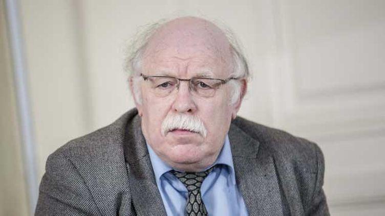 (Jean-Pierre Rosenczveig, ancien président du tribunal pour enfants de Bobigny en 2013 © Marlene Awaad/IP3 PRESS/MAXPPP)