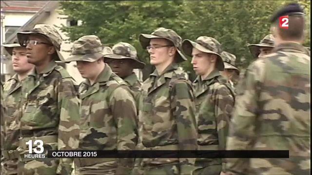 Service militaire volontaire : une seconde chance pour des jeunes sans diplôme