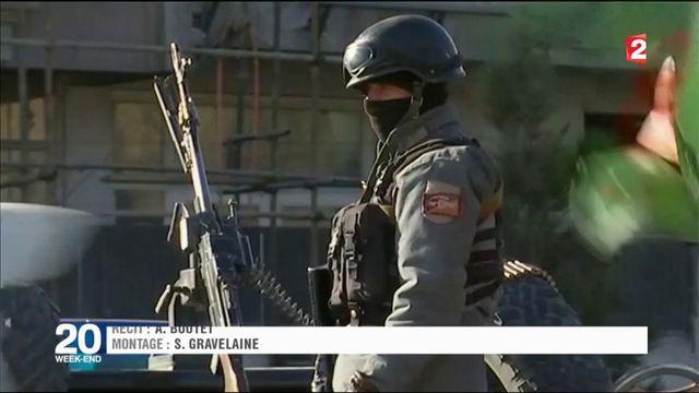 Kaboul : lourd bilan dans l'attaque d'un hôtel