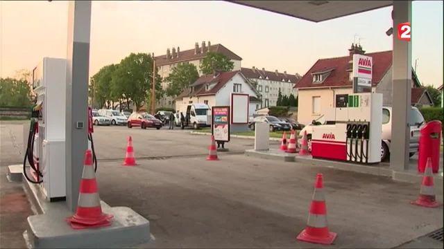 Pénurie de carburants : plus de 4 000 stations encore touchées