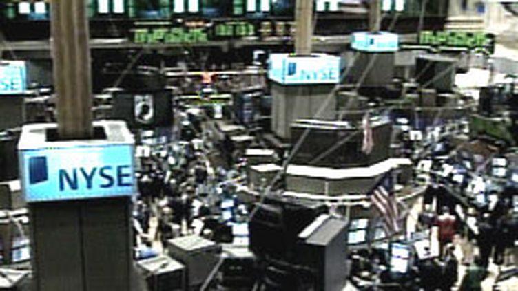 """La crise des """"subprime"""" a précipité les économies mondiales dans la crise (© F3)"""