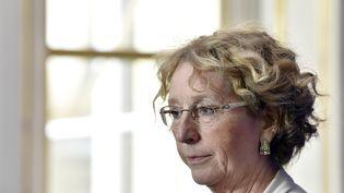 La ministre du Travail Muriel Pénicaud, le 6 juin 2017. (ALAIN JOCARD / AFP)