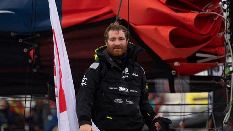 Vendée Globe : le skippeur Benjamin Dutreux raconte sa réadaptation à la vie sur le terre ferme - franceinfo