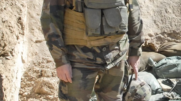 L'adjudant-chef Dejvid Nikolic est mort le 14 juillet 2014 alors qu'il effectuait une opération de reconnaissance dans le nord du Mali, selon l'Elysée. (AFP / SIRPAT)