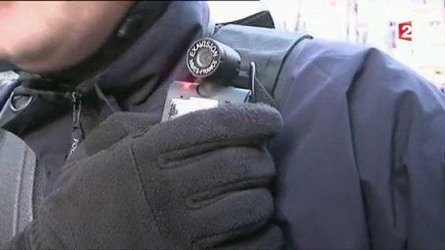Police : bientôt des contrôles systématiquement filmés ?