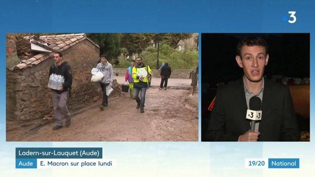 Emmanuel Macron sera en visite dans l'Aude lundi