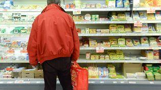 """Le tribunal correctionnel de Toulouse (Haute-Garonne) a condamné un homme à trois mois de prison ferme pour avoir voléun fromage dans un supermarché, rapporte """"La Dépêche du Midi"""", le 22 novembre 2016 (photo d'illustration). (MAXPPP)"""