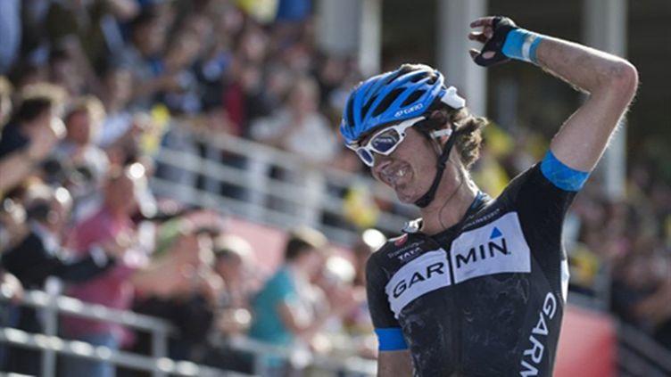 Johan Van Summeren (LIONEL BONAVENTURE / AFP)