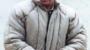"""Joaquin """"El Chapo"""" Guzman photographié le 10 juillet 1993 en prison à Juarez (Mexique) après avoir été arrêté par les autorités mexicaines, prison dont il s'évadera par la suite. (AFP )"""