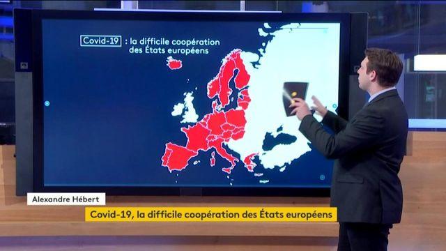 Coronavirus : coopération etats européens