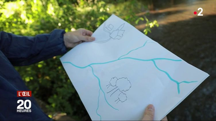 Des ruisseaux rayés de la carte ne sont plus protégés des pesticides (FRANCE 2 / FRANCETV INFO)