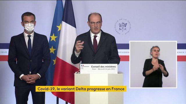 Covid-19 : le variant Delta touche de plus en plus de personnes en France
