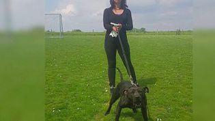 Quasiment un an après la découverte du corps d'Elisa Pilarski dans la forêt de Retz (Aisne), des experts ont établi la cause de son décès : la jeune femme de 29 ans aurait été mordue à mort par Curtis, le chien qu'elle promenait. (France 2)