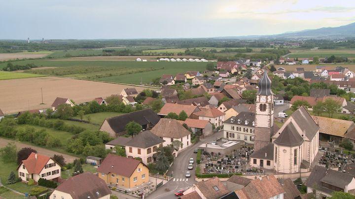 Le village d'Ungersheim  (M2R Films /Allo ciné)