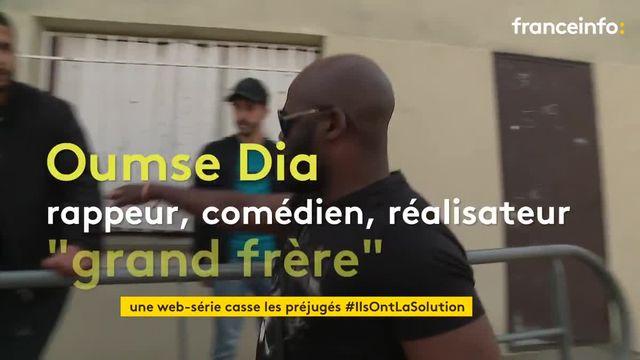 """Tournée à Grenoble, la web-série """"Jeu de cité"""" veut casser les préjugés sur les quartiers"""