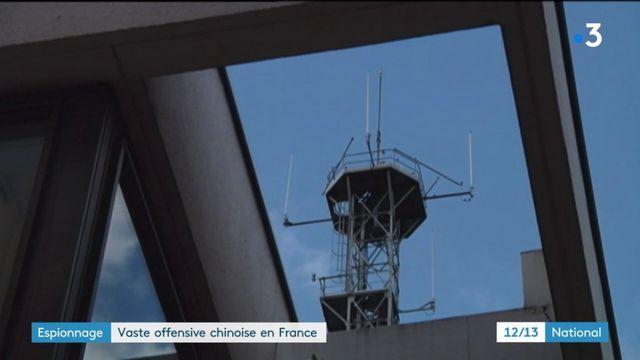 Espionnage : vaste offensive chinoise en France