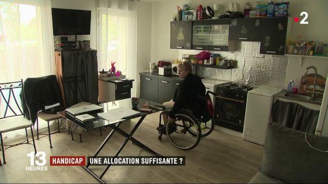 Handicap : une allocation suffisante ?