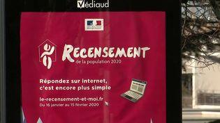 La commune de Soyaux (Charente) cherche ses habitants en vue du recensement annuel. Elle compte bien n'oublier personne pour repasser au-dessus de la barre symbolique des 10 000. (FRANCE 2)