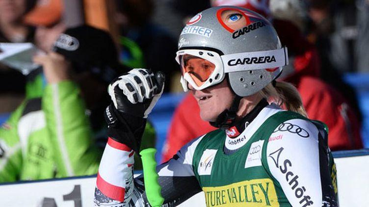La skieuse autrichienne Andrea Fischbacher