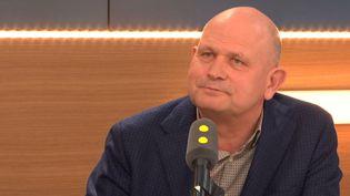 DominiqueHummel est le président du directoire du Futuroscope. (RADIO FRANCE / FRANCEINFO)