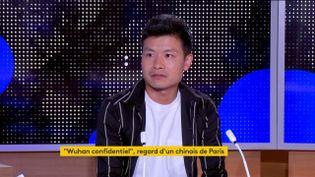 Bingtao Chen (FRANCEINFO)