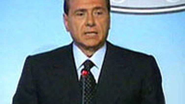 Silvio Berlusconi a-t-il pactisé avec la mafia pour fonder Forza Italia ? (France 2)