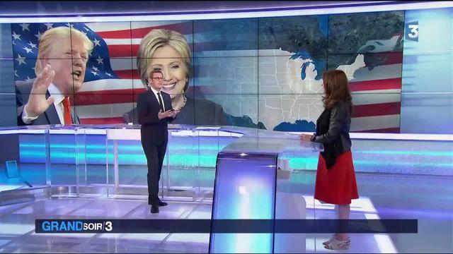 """Présidentielle américaine : """"Un premier débat crucial"""""""