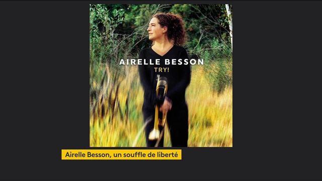 """Culture : Airelle Besson présente son album de jazz """"Try"""""""