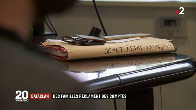 Bataclan : des familles réclament des comptes