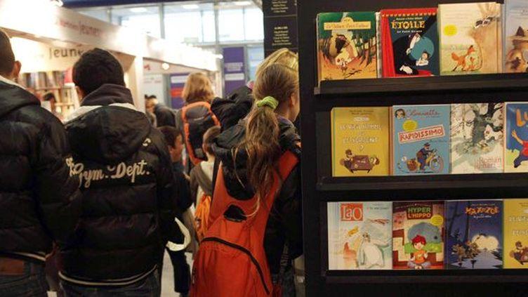 Salon du livre et de la jeunesse de Montreuil  (Simon Isabelle/SIPA)