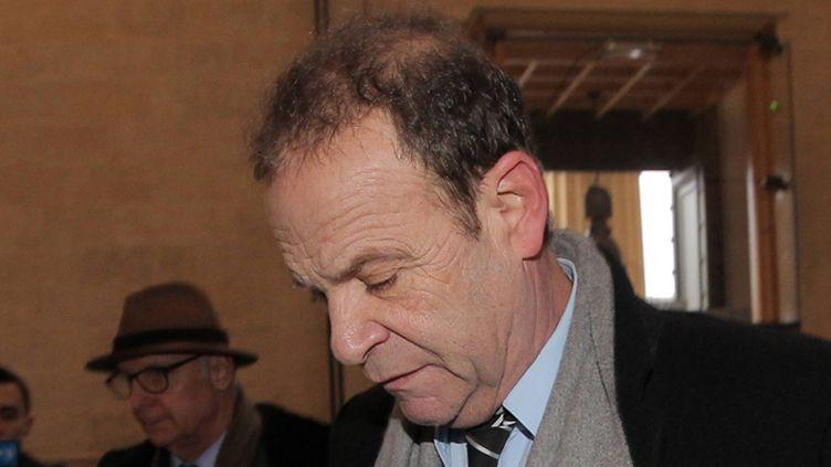 (François-Marie Banier se défend d'avoir voulu le titre d'hériter de Liliane Bettencourt © MaxPPP)