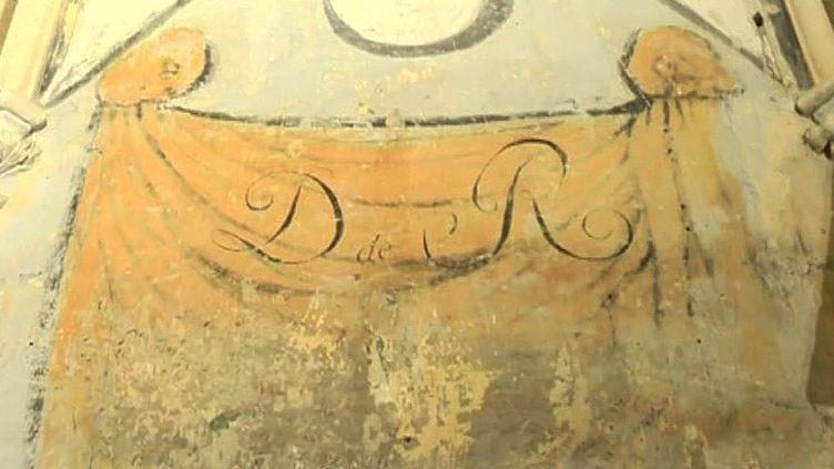 La signature d'un noble emprisonné au château de Vincennes  (France 3 / Culturebox)