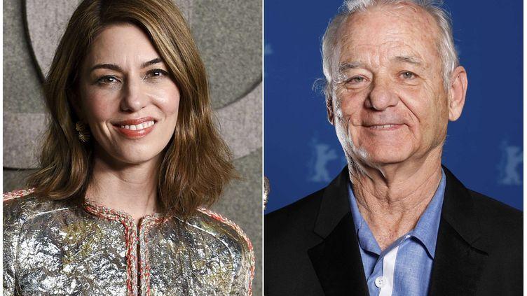 La réalisatrice Sofia Coppola et l'acteur Bill Murray (AP / SIPA / AP)