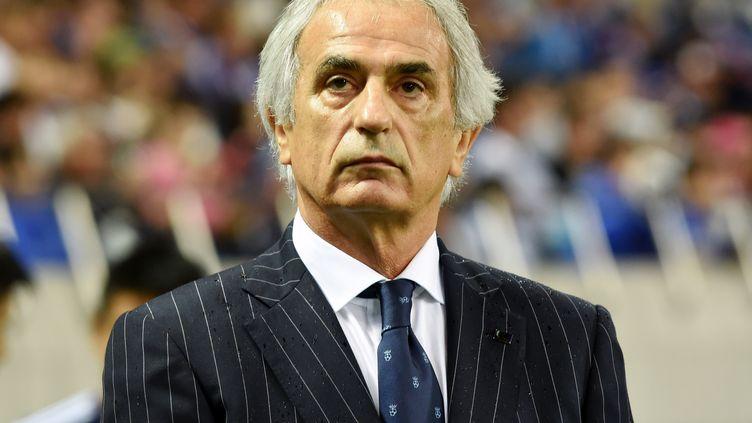 Vahid Halilhodzic a été nommé entraîneur du FC Nantes. (TOSHIFUMI KITAMURA / AFP)