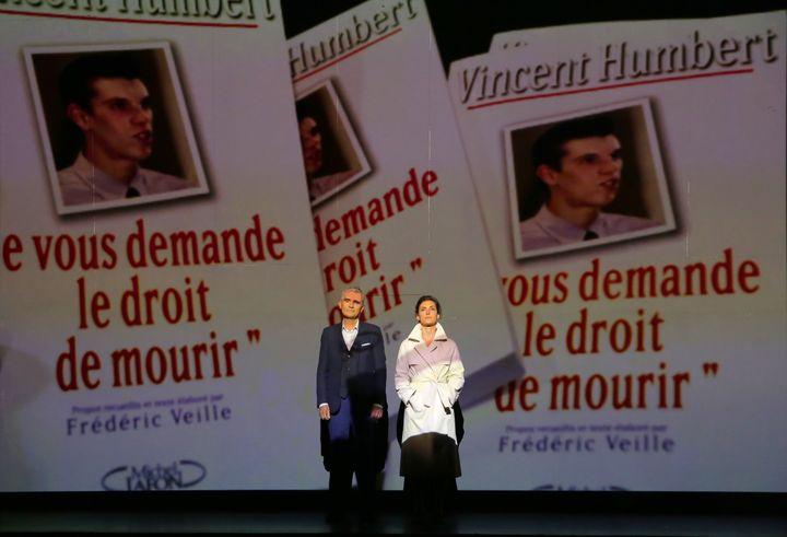 """""""Affaires sensibles"""" au Théâtre (FABIENNE RAPPENEAU)"""